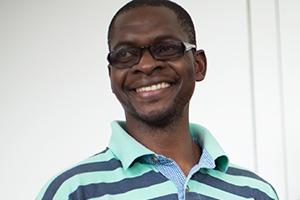 Alfred Kashweka MASHLM graduate