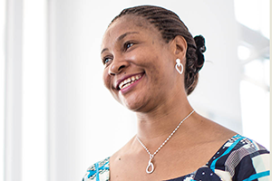 Anne Ukwuagu Logistics Officer, UNICEF
