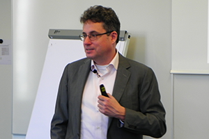 Nikolaus Beck teaches Analytical Thinking at MASHLM