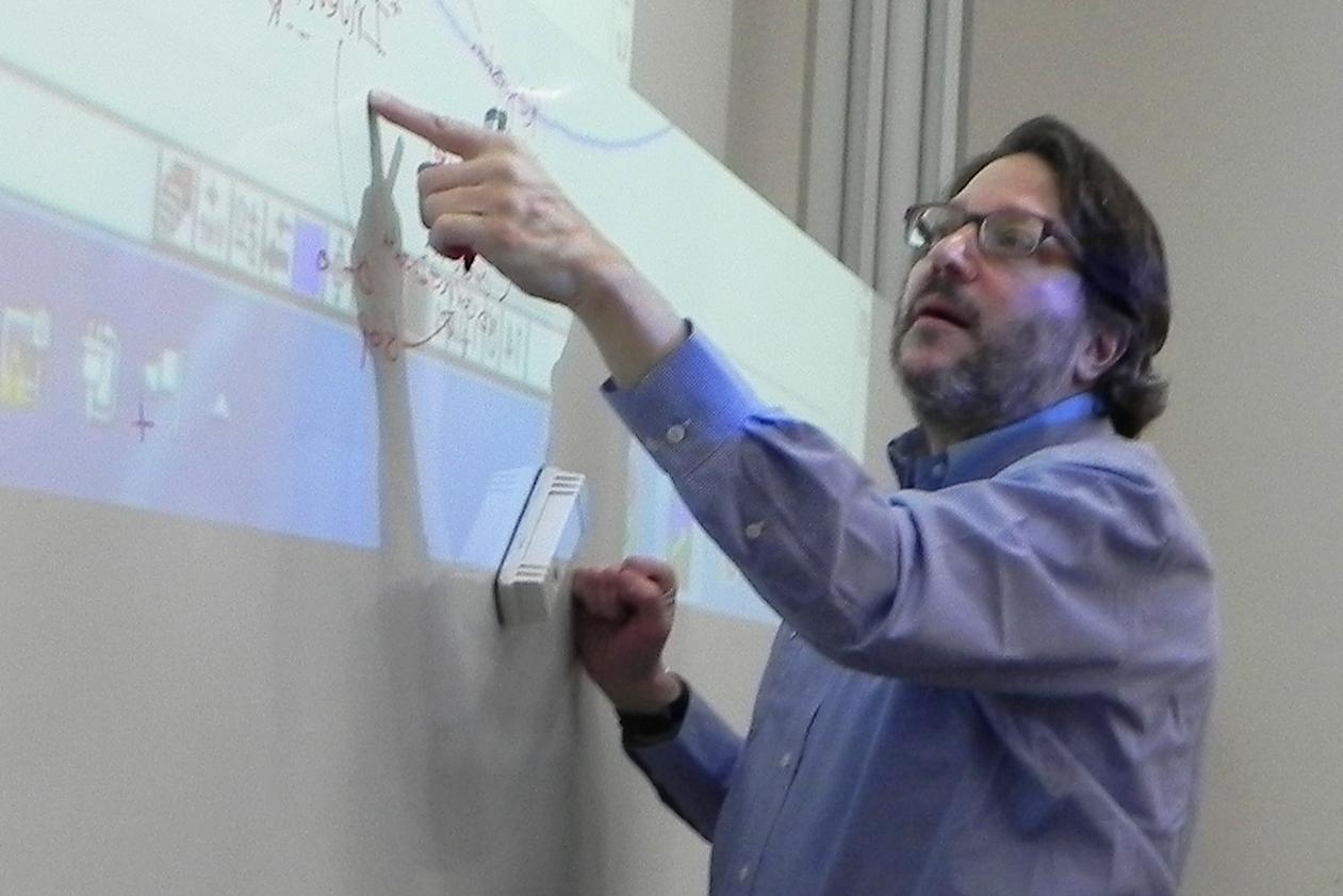 Jim Hines - System Dynamics class
