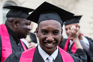 MASHLM graduate