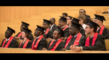 MASHLM 05 graduation ceremony -  Master of Advanced Studies in Humanitarian Logistics and Management