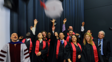 MASHLM 2 GRADUATION -  Master of Advanced Studies in Humanitarian Logistics and Management