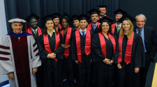MASHLM 02 grads-  Master of Advanced Studies in Humanitarian Logistics and Management