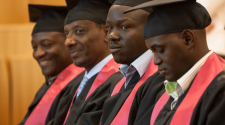 MASHLM 03 graduation ceremony -  Master of Advanced Studies in Humanitarian Logistics and Management