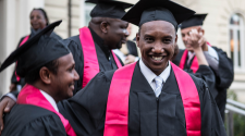 MASHLM graduates -  Master of Advanced Studies in Humanitarian Logistics and Management