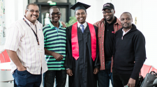 MASHLM 04 graduate -  Master of Advanced Studies in Humanitarian Logistics and Management
