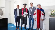 MAS Logistics and Management Careers Graduation