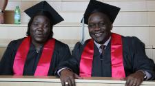 MASHLM 01 graduates - Master of Advanced Studies in Humanitarian Logistics and Management
