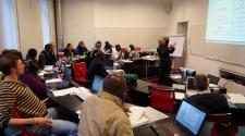 MASHLM 04 & Paulo Gonçalves -  Master of Advanced Studies in Humanitarian Logistics and Management