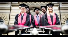 MASHLM 04 graduates -  Master of Advanced Studies in Humanitarian Logistics and Management